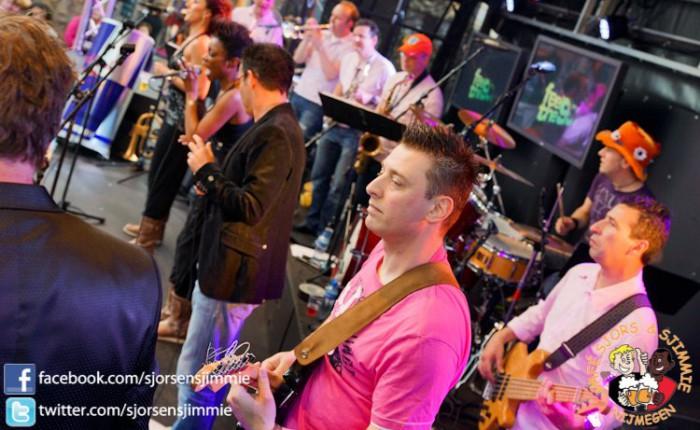 disco funk soul dance band